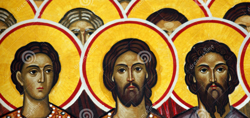 Light of the World….A Pentecost Reflection